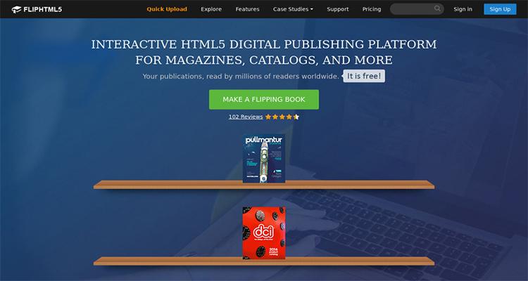 7 Perangkat Lunak Pengeditan Majalah Gratis Yang Responsif